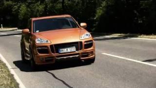 JE Design Porsche Cayenne GTS Videos