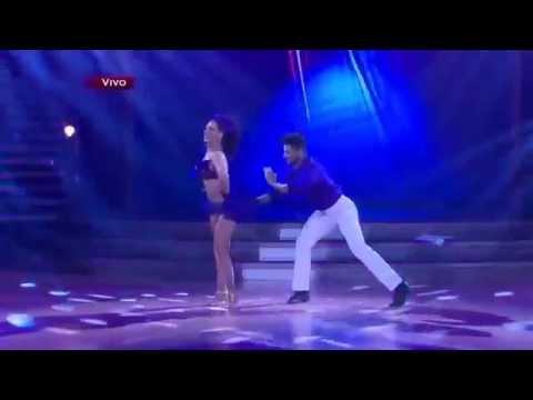 Niurka Marcos baila al ritmo de Quimbara