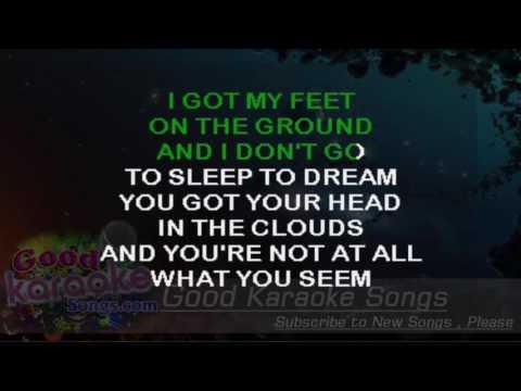 Sleep To Dream -  Fiona Apple (Lyrics Karaoke) [ goodkaraokesongs.com ]