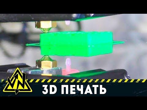 КАЧЕСТВЕННЫЙ 3D ПРИНТЕР TEVO FLASH