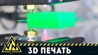 3D ПРИНТЕР TEVO FLASH с BLTOUCH