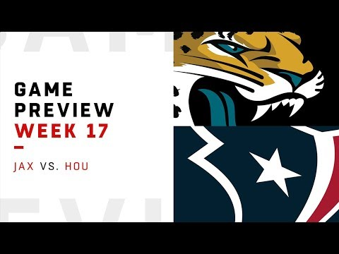 Jacksonville Jaguars vs. Houston Texans | Week 17 Game Preview | Around the NFL