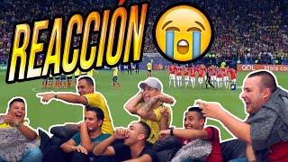 CHILE VS COLOMBIA - Resumen y Penales / Reaccionando con AMIGOS al PARTIDO   Paisa