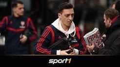 Özil-Wechsel scheiterte wohl in letzter Minute   SPORT1 - TRANSFERMARKT