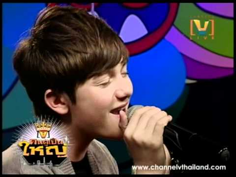 Live - Take A Look At Me Now - GREYSON CHANCE