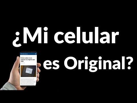 Cómo Saber si TU Celular es Original por el IMEI