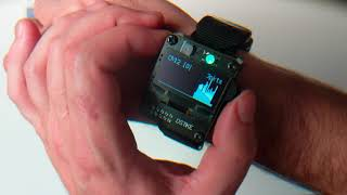 DSTIKE Deauther Watch Demo - When Smart Watches Attack