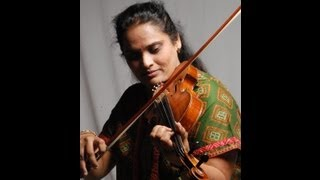 Jyotsna Srikanth presents Indian Classical Music at Womad, Carnatic Style, Manavyalakinchara