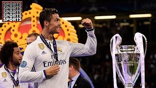 Real Madrid 4-1 Juventus | Ronaldo TWO GOALS Wins Champions League