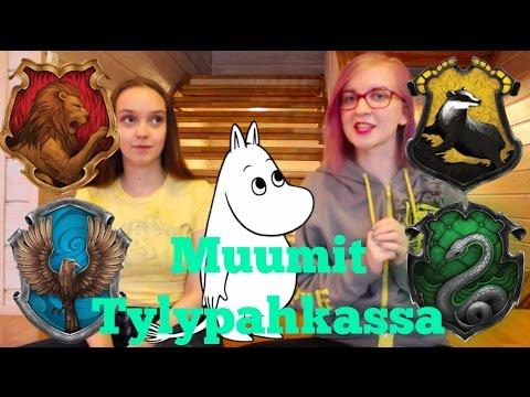 Suomi Tylypahkassa: Muumit