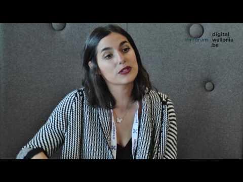 #mforum Mobile Reloaded : Interview de Charlotte Journo Baur
