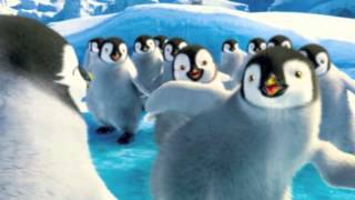 Happy Feet Motion Picture~Hit Me Up ~Gia Farrell~#RememberRobinWilliams