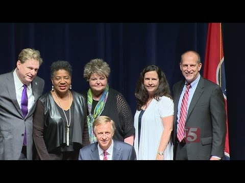 Haslam Signs Swingers Club Bill, Among Others, Into Law from YouTube · Duration:  2 minutes 25 seconds