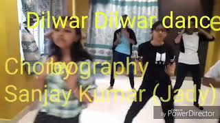 Dilbar Dilbar dance nChoreography by Sanjay Kumar (Jady) ====AIPA Dance Academy