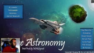MODS - Minecraft Space Astronomy - Ep.2 - Los 20 cuencos TAN necesarios -