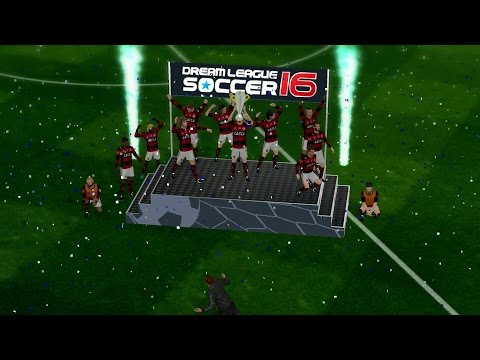 Dream League Soccer 2016 Android Gameplay 16 DroidCheatGaming