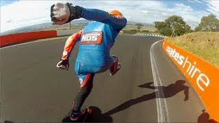 GoPro: Louis Pilloni & Sector 9 – Downhill Skateboarding