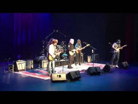 Randy Bachman and Sons play Sidney BC April 7, 2015