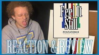 Feel It Still - Pentatonix (Audio)   REACTION + REVIEW