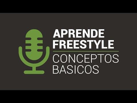 CONCEPTOS BASICOS DEL FREESTYLE