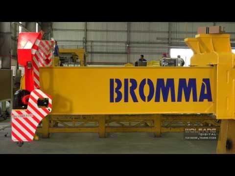 Bromma- Largest Container Crane Manufacturers