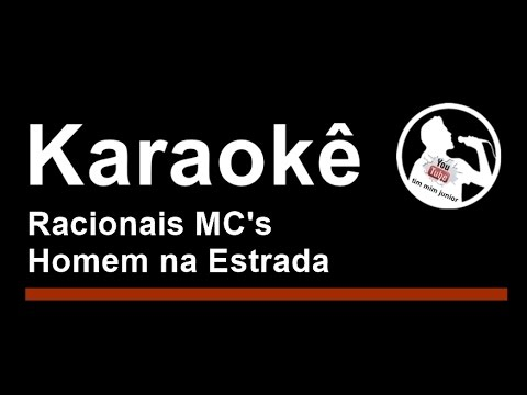 Racionais MC's Homem na Estrada Karaoke