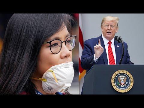 'Ask China': Trump