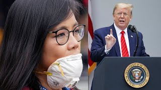 'Ask China': Trump abruptly ends briefing after heated exchange with CBS reporter | Covid-19