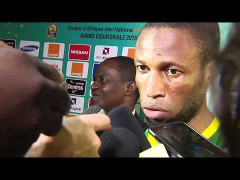 Post-match Interviews: Côte d'Ivoire vs Mali - Orange Africa Cup of Nations, EQUATORIAL GUINEA 2015
