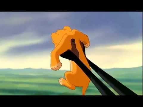 Мультфильм король лев перевод гаврилова