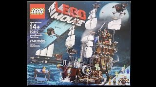 Lego Movie 70810 Metalbeard's Sea Cow