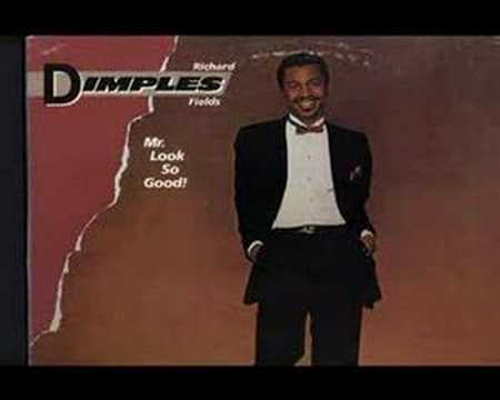 Richard Dimples Fields - Taking Applications