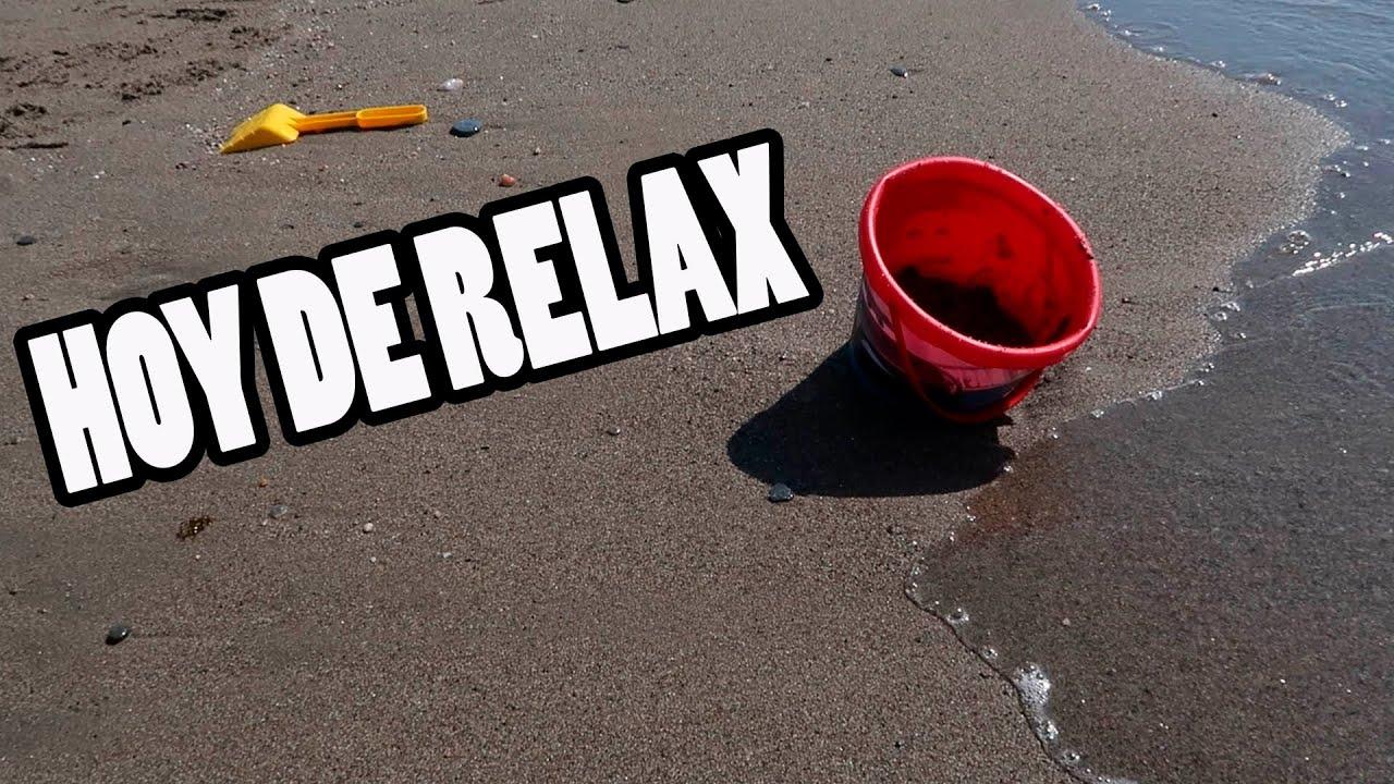 Un merecido día de playa