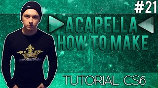 Video How To Make An Acapella In Adobe Audition CS6 - Tutorial #21 download MP3, MP4, WEBM, AVI, FLV April 2018