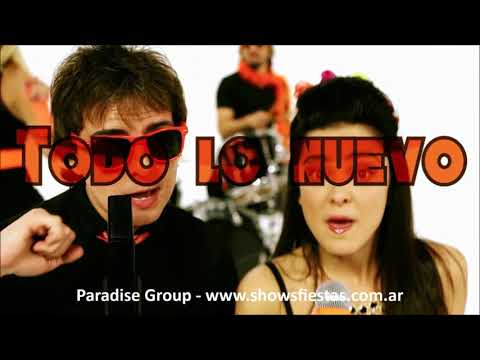 TODOS A BAILAR: Banda para Fiestas - Paradise Group