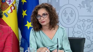 """Montero: """"La política no se puede esconder detrás de las togas"""""""