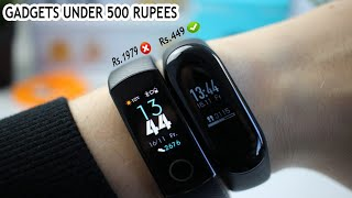 5 Unique Gadgets Under Rs.500 In India | May 2019