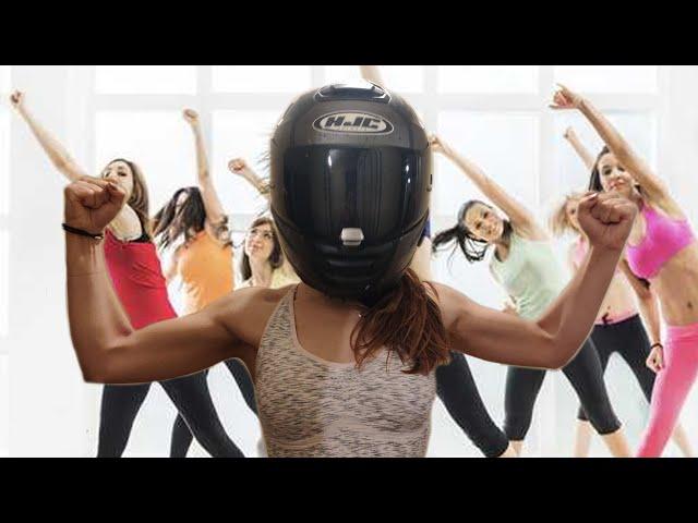 Prépa physique moto : le POLE DANCE ?