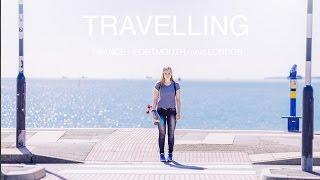 WELCOME TO ENGLAND ! travel vlog