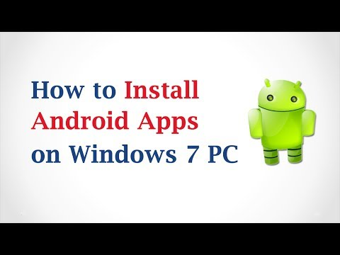 How To Install Android Apps On PC Or Computer?