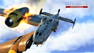 IL-2 BoS: Crashes, Fails and just Bad Decisions