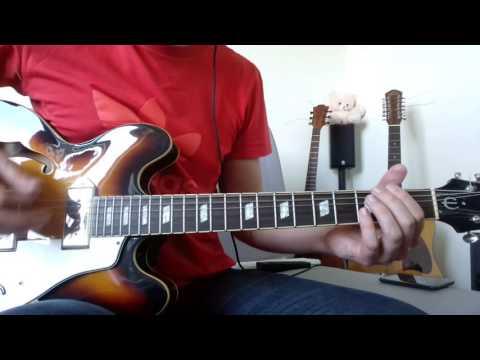 Cuyahoga - REM guitar cover