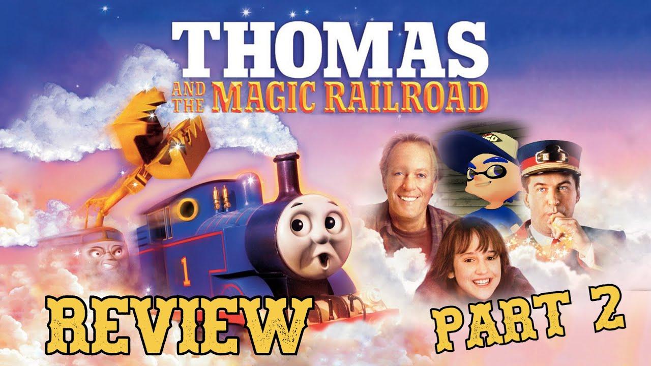 Thomas and the Magic Railroad Review [Part 2]