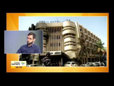 Richard Chelin on Burkina Faso terror attacks