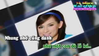 Karaoke Ru Lại Câu Hò - Tường Nguyên ft Phi Nhung