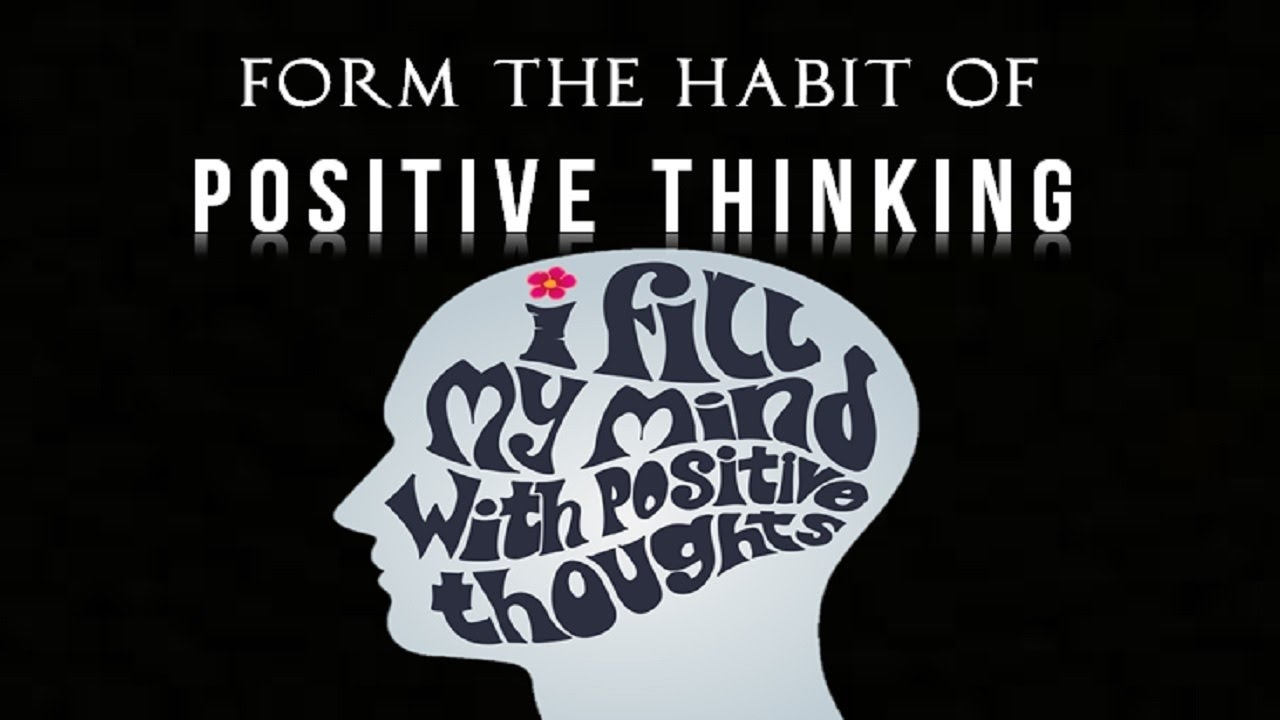 Positive thinking: Stop negative self-talk to reduce stress