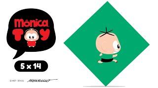 Mônica Toy | Um quadrado amoroso (T05E14) Especial Dia dos Namorados ❤ 2017 thumbnail