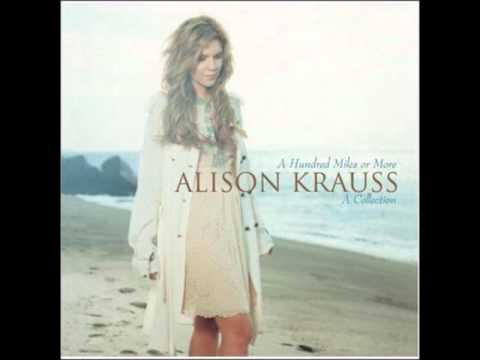 "Alison Krauss ""Whiskey Lullaby"" (AUDIO)"