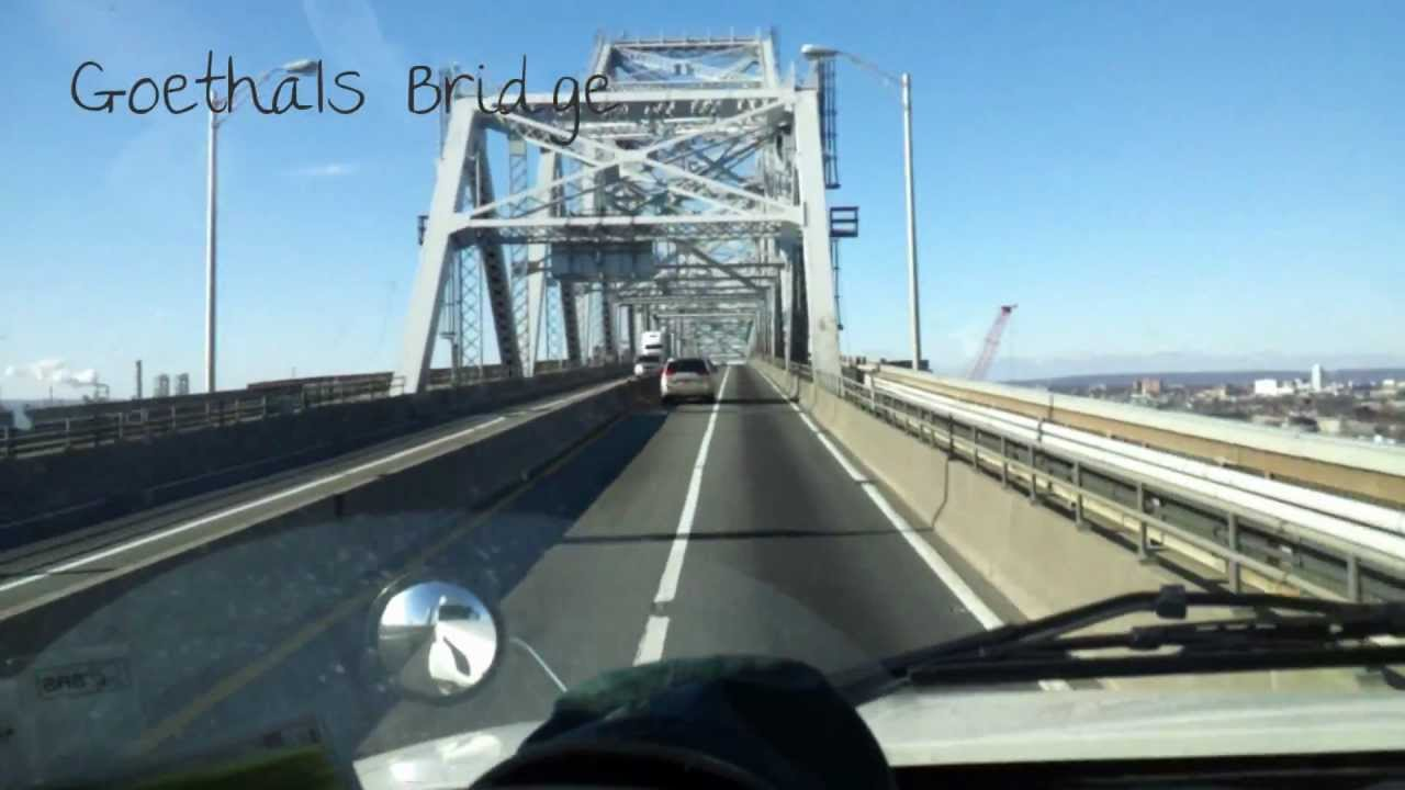 goethals bridge project