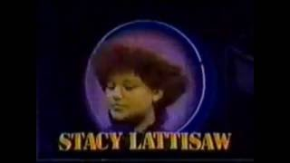 Stacy Lattisaw -  I Found Love on a two way street (Official Vídeo)(Verdadeiro).